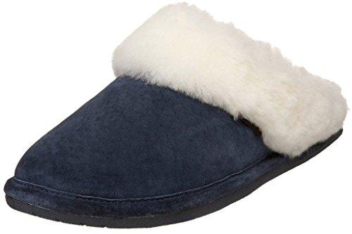 Old Friend Women's Fleece Lined Scuff Slippers