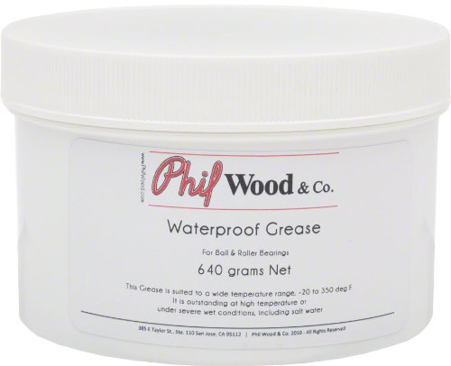 Phil Wood Waterproof Grease - 650 ML (Grease Wood Phil Waterproof)