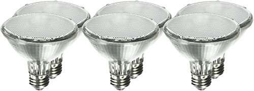 Philips 421438 53-watt PAR30S Dimmable EcoVantage Flood Light Bulb 6-Pack by Philips (Image #1)