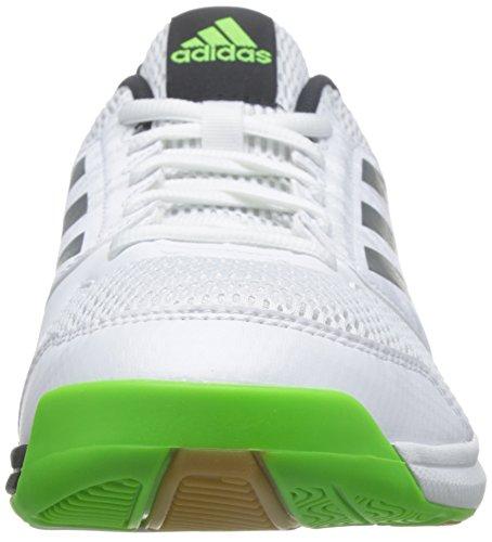 adidas Herren Multido Essence Handballschuhe Black (Ftwbla / Nocmét / Versol)