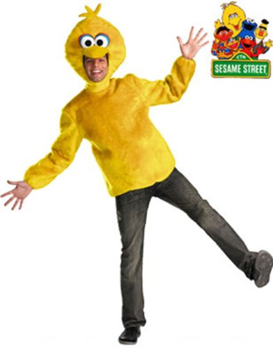 Big Bird Adult Costumes (Big Bird Adult Costume - X-Large)