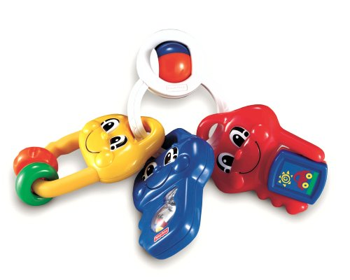 fisher price key rings - 3