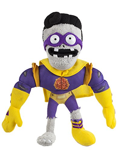 Plants Vs Zombies Gw2 7 Super Brainz Plush Import It All