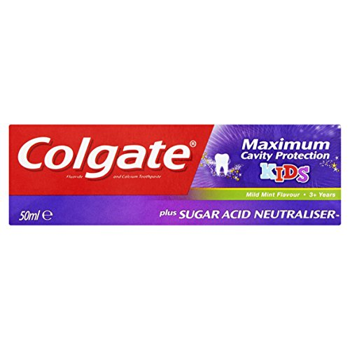 Colgate Maximum Cavity Protection for Kids 3+ Years Mild Mint ()