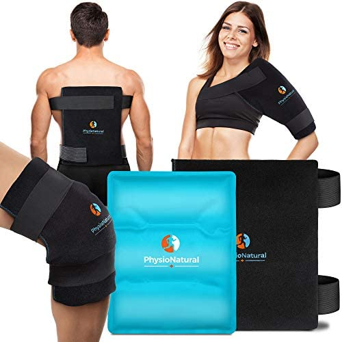 Large Flexible Pack Neoprene Wrap product image