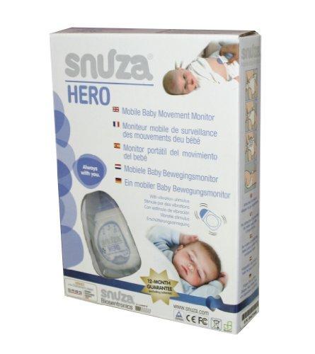Snuza Hero Mobile Baby Movement Monitor by Snuza