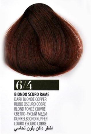 Tinte Pelo 6.4 Rubio Oscuro Cobre farmagan Hair Color Tubo ...
