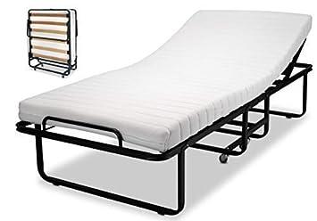 Einrichten24 Gästebett Klappbett Raumsparbett 90 X 200 Cm Mit