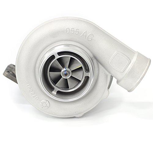 S366 S300 91/79 .91 A/R Twin Scroll Turbocharger 177275 (Best Twin Scroll Turbo)