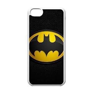 Language still DIY Case Batman For iPhone 5C QQW873251