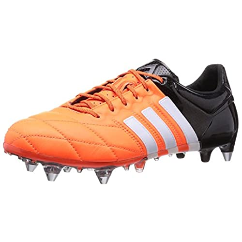 ddbfb52a19a adidas Ace 15.1 SG Leather Mens Soccer Boots   Cleats free shipping ...