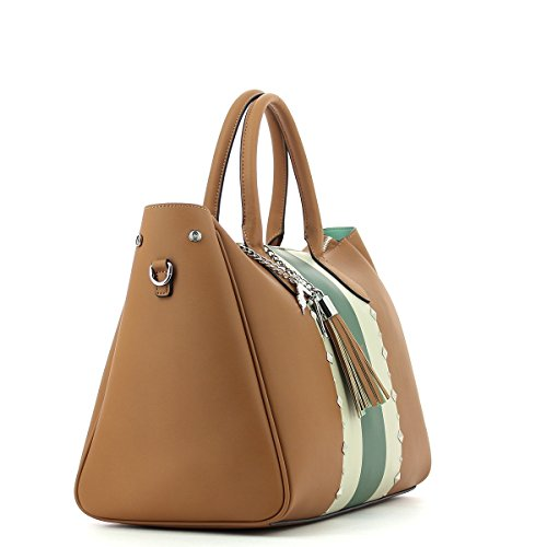 Tote Mujer In Pelle Stampa Borchie Trussardi Borse Bolsos Jeans Strisce Bag Ecopelle Blondie xpn1TFAwY