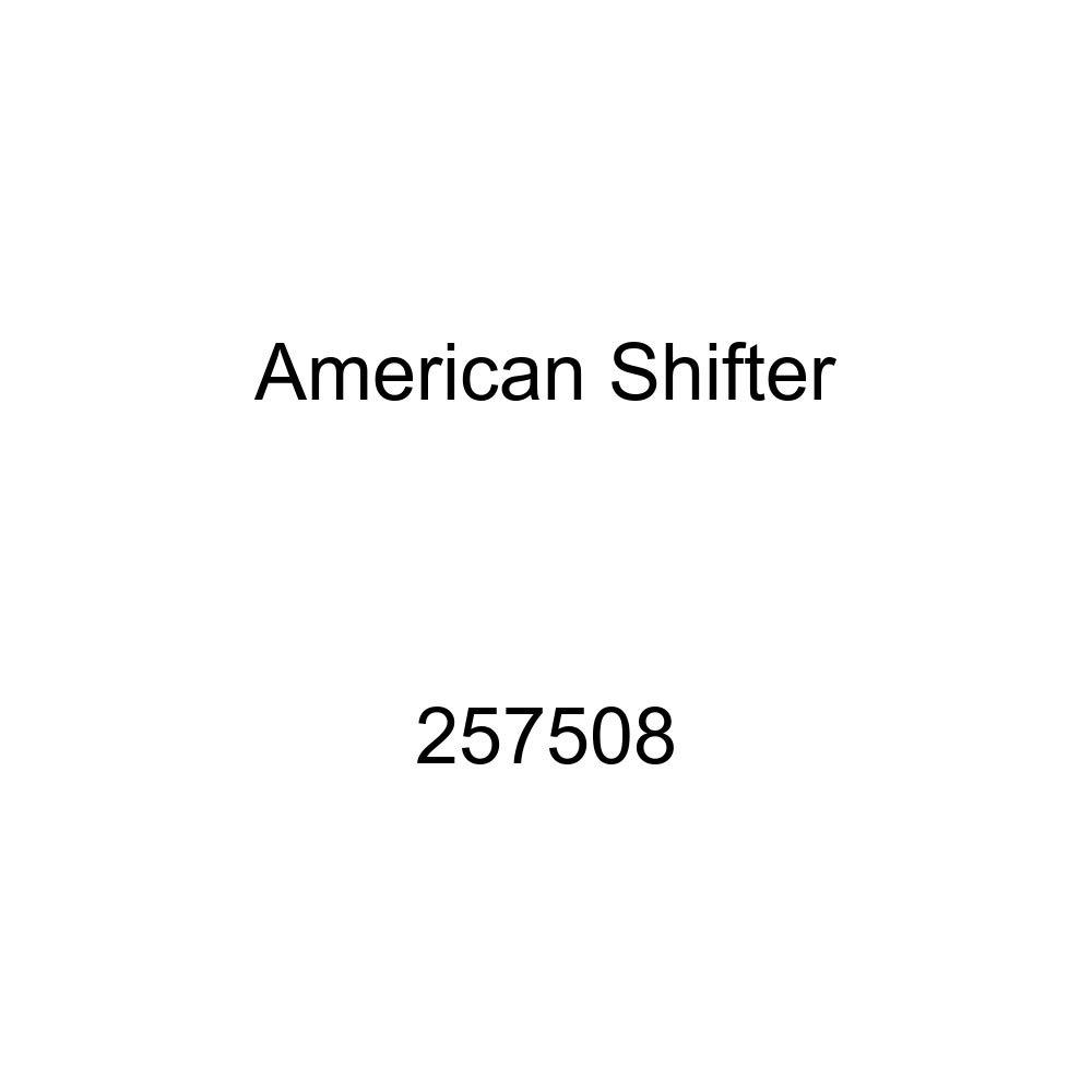 White Hawaiian Waves #1 American Shifter 257508 Orange Flame Metal Flake Shift Knob with M16 x 1.5 Insert