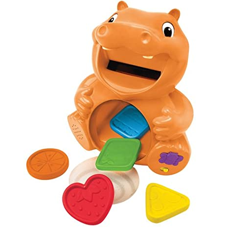 Couleurs Playskool Premier Et Age De Hippo Jouet J'apprends Les OlkXPZuwTi