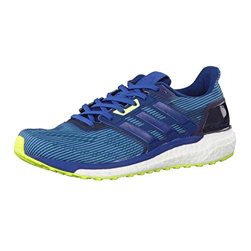 adidas Supernova M, Zapatillas de Gimnasia para Hombre, Blu Scuro / Argento Azul (Vapour Blue /blue Night /core Blue )