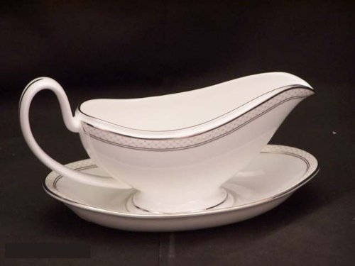 Waterford China Padova Gravy Boat - No Liner ()