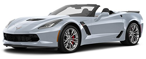 2017 Chevrolet Corvette Z06 3LZ, 2-Door Convertible, Sterling Blue Metallic