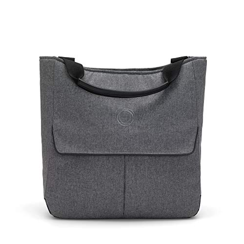 Bugaboo Bugaboo Bee Mammoth Bag - Grey Melange -Insulated Storage Bag for Your Bugaboo Bee3 or Bee5 Stroller, Grey Melange