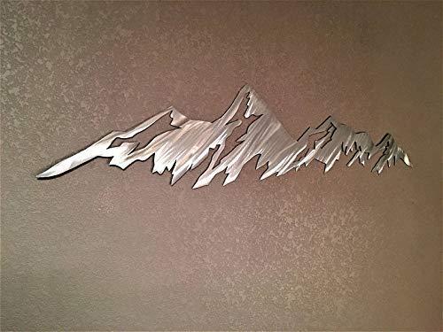 Boulder Colorado Flatirons Rock Scenery Metal Wall Art Landscape Home Decor
