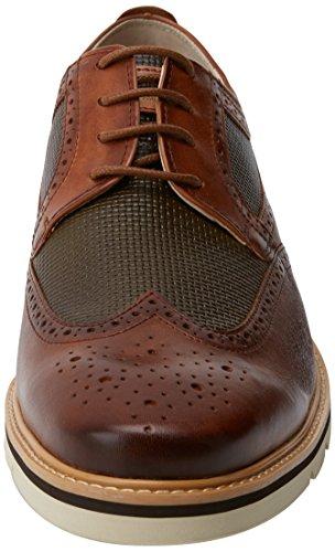 Pikolinos Herren Toulouse M7l Oxfords Brun (cuir)