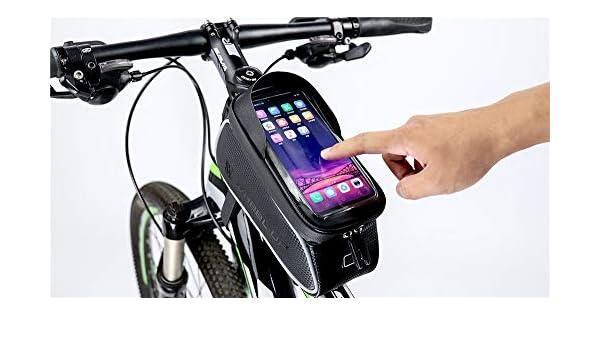 Equipo de Ciclismo Bolsa de Bicicleta Bolsa Delantera Bolsa ...