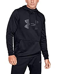 Men's Fleece Big Logo Graphic Hoodie