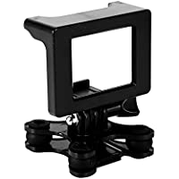 Camera Gimbal Holder, Anti shock Gimbal Mount Camera Adapter Accessory for Syma X8W X8G X8HG RC Quadcopter Drone