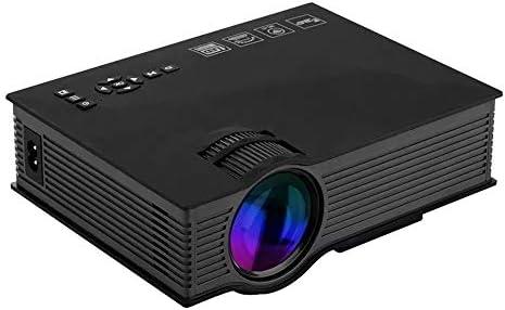 Dfghbn Mini proyector Soporte Miracast Airplay de Cine en casa ...