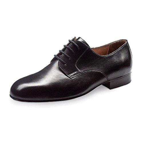 Werner noyau, Chaussures de danse homme 28010cuir [pour pieds Largeur]
