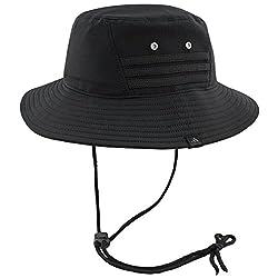 Adidas Mens Victory Ii Bucket Hat, Blackblack, One Size