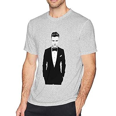 Maxdot Men Justin Timberlake Concert Tour Eleven Fashion T Shirt