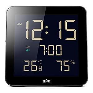 Braun BNC-014-BK Reloj;Braun - BNC014BK - Réveil - Digitale 4