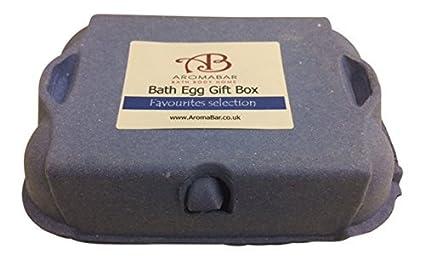 Bomba De Baño Regalo Caja (6 x 65g baño Huevos Batidos) Ideal ...