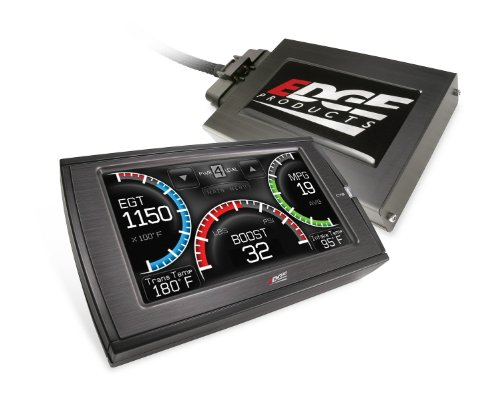 Edge Products 21103 Juice with Attitude CTS for GM Duramax 6.6L - Edge Products Attitude Monitor