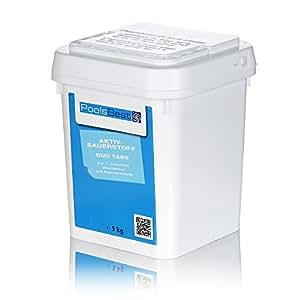 Ox geno activo sbest 2 in1 sin cloro 5 kg con la - Oxigeno activo piscinas ...
