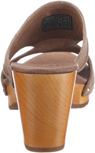 UGG Issa Mosaic 3147 - Zapatos para mujer Marrón