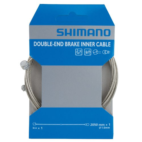 Shimano Steel Bicycle (Shimano Stainless Steel universal Brake Cable (1.6x2050-mm))