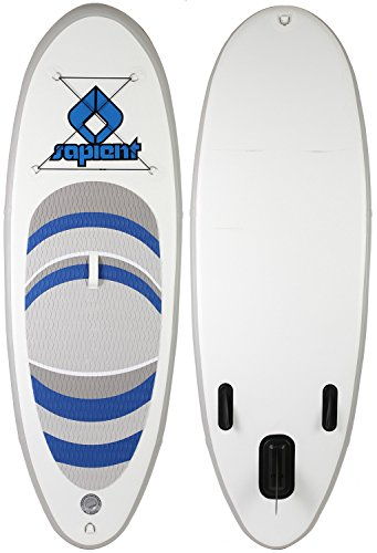 Sapient Grom Kids Inflatable SUP Paddleboard Youth Sz 8ft x 32in x 4in