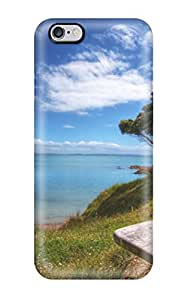 Best 9275081K32281735 Iphone 6 Plus Pleasant Lookout Print High Quality Tpu Gel Frame Case Cover