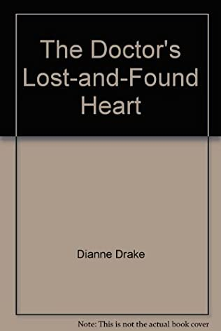 book cover of The Doctor\'s Lost-and-Found Heart