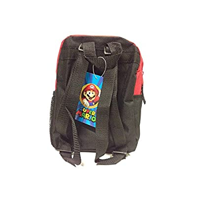 New Super Mario Power Up! Mini Backpack-5884 | Kids' Backpacks