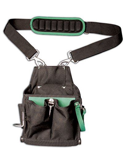 Classic Shoulder Tool Bag for Professional Electricians, HVAC, and Mechanical Contractors (Classic Pouch Tool)