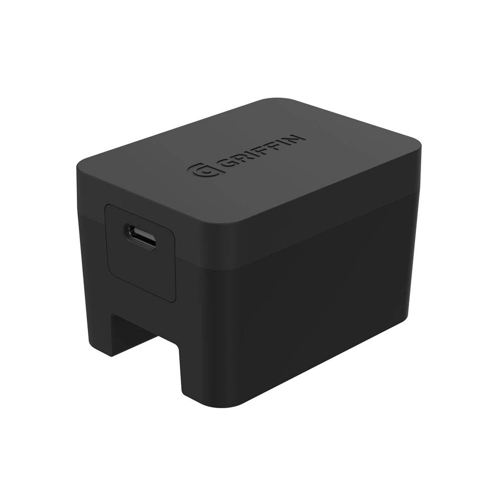 Griffin PowerBlock Premium USB-C - 45W, Black by Griffin Technology