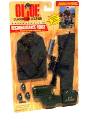 Mission Gear Joe Gi (G.I. Joe