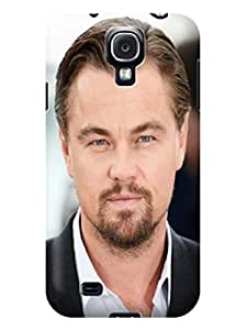 Custom Your fashionable Leonardo Dicaprio Phone Case with New Style to Make Your Samsung galaxy s4 Unique And Special