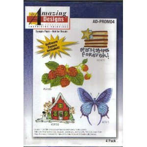 Amazing Designs Embroidery Solutions AD PROMO4 product image