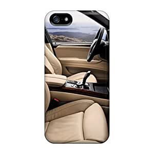 Sihaicovers666 Premium Protective Hard Cases For Iphone 5/5s- Nice Design - Bmw X5 Interior