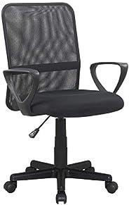 Cadeira Executiva Giratória TL-CDE-04-1 Trevalla Preta