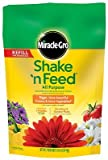 Miracle Gro 110570 8 Lb Shake 'n Feed All Purpose Plant Food Refill 12-4-8