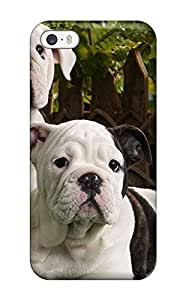 ZippyDoritEduard Scratch-free Phone Case For Iphone 5/5s- Retail Packaging - Dog